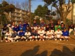 指導者 VS 山王中卒業メンバー対抗試合